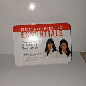 Rodan + Fields essentials vitamins